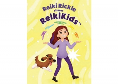 Sharing Reiki with Kids